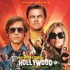 ONCE UPON A TIME IN HOLLYWOOD - LIMITED EDITION SUPER DELUXE 2LP + POSTER PACK