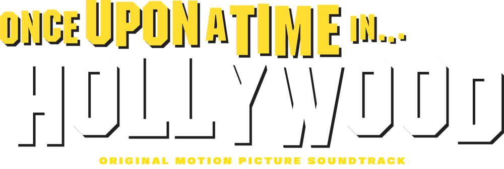 Once Upon A Time In Hollywood US logo