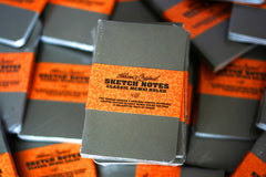 Sketch Notes Classic Ruled Paper Notebooks