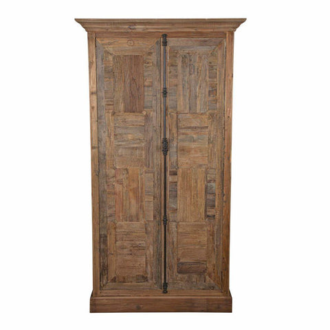 Jarvis Tall Cupboard - Natural