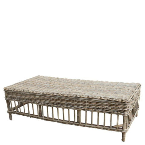 Kubu Rattan Coffee Table - Natural
