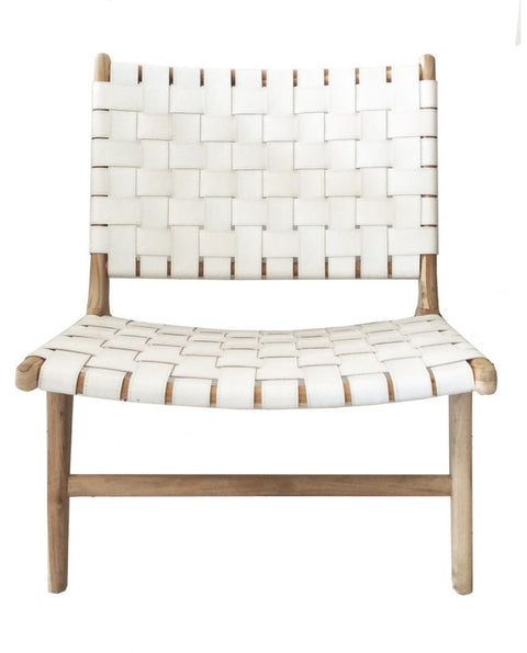 Sentosa Chair - Nude or White - Allissias Attic & Vintage French Style - 1