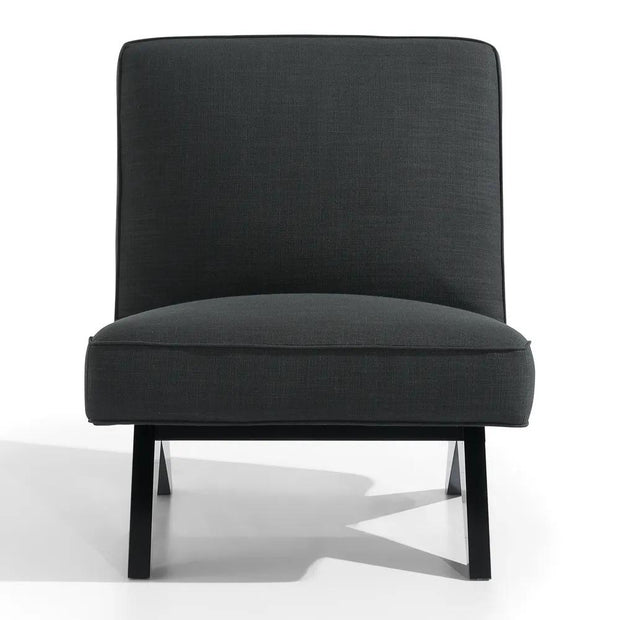 Martyn Chair - Charcoal