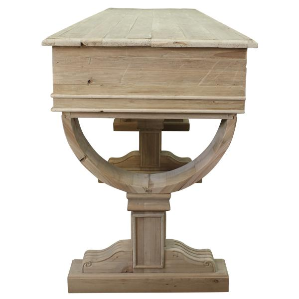 Curtis Console - Natural Finish