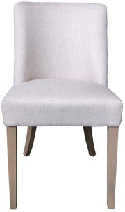 Ophelia Dining Chair - Set of 2 - Natural Beige