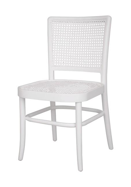 Palm Rattan Dining Chair - Set of 2
