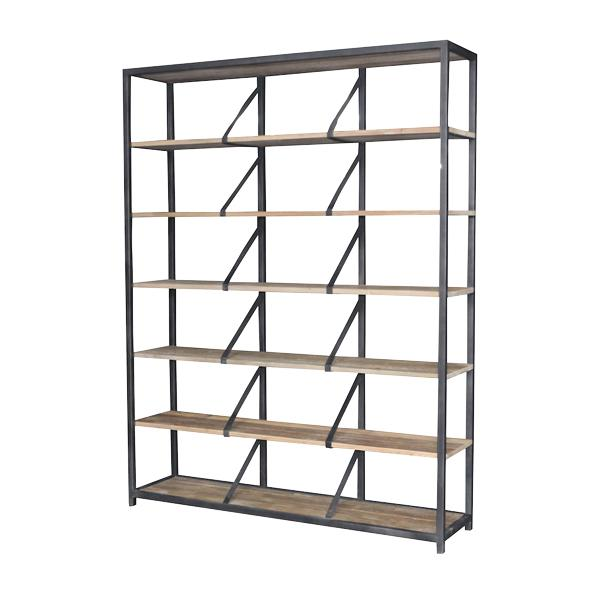Abbey Large Industrial Shelf