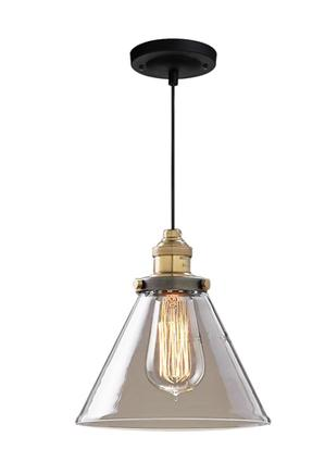 Atlas Triangle Pendant Light