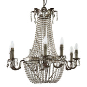 Juliette Basket Chandelier