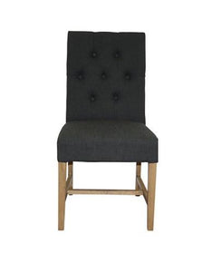 Rex Charcoal  -  Chair