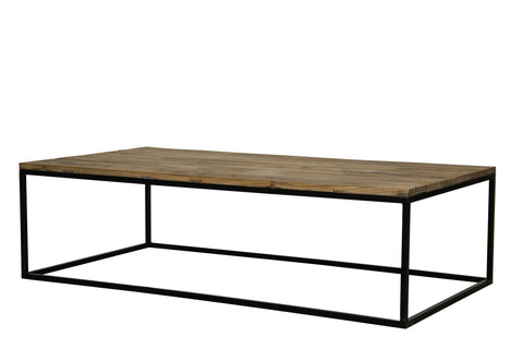 Industrial Rectangular  -  Coffee Table