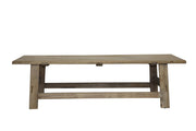 Elm Coffee Table In 2 Sizes With Or Without Shelf