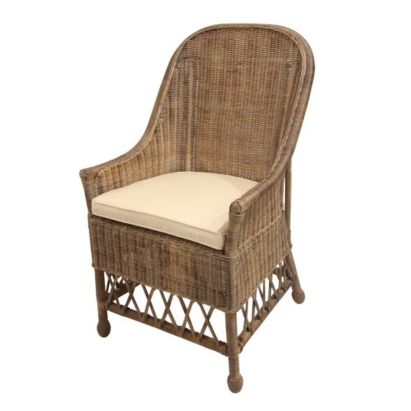 Natural Weave Costello Chair