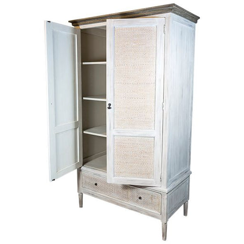 Laurette Wardrobe or Cupboard