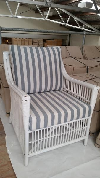 Columbus Chair Solid White