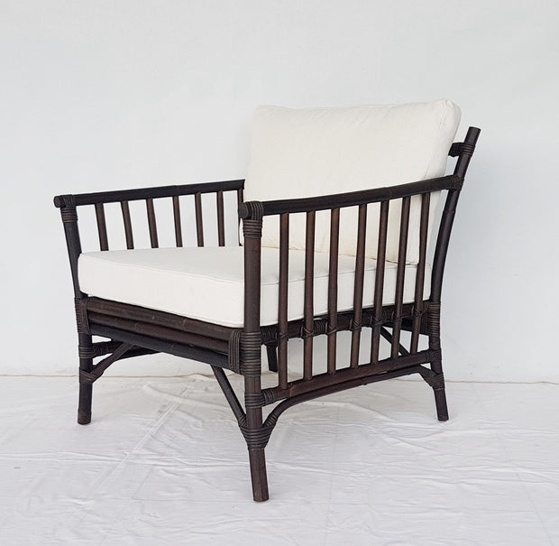 Eva Chair - Natural or Dark Brown