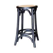 Kasan Kitchen Stool - Weathered Oak - Set of 2