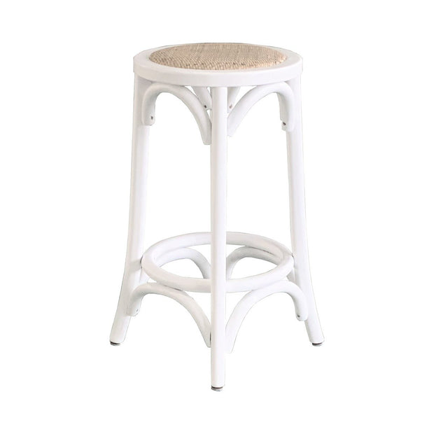 Kasan Kitchen Stool - White Oak - Set of 2