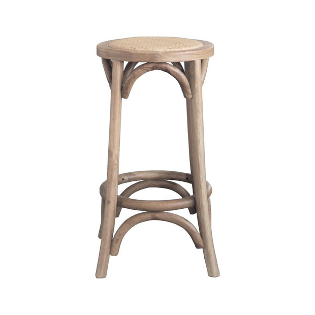 Kasan Kitchen Stool - Natural - Set of 2