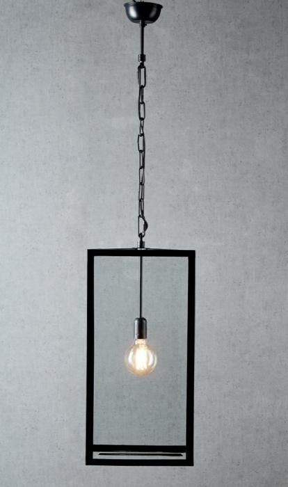 Archie Rose Hanging Lamp - Large