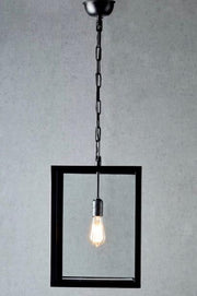 Archie Rose Hanging Lamp - Small