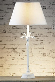 Casablanca Table Lamp Base - 3 Finishes