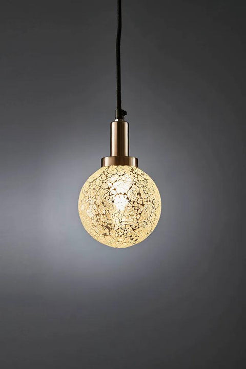Nova glass hanging lamp