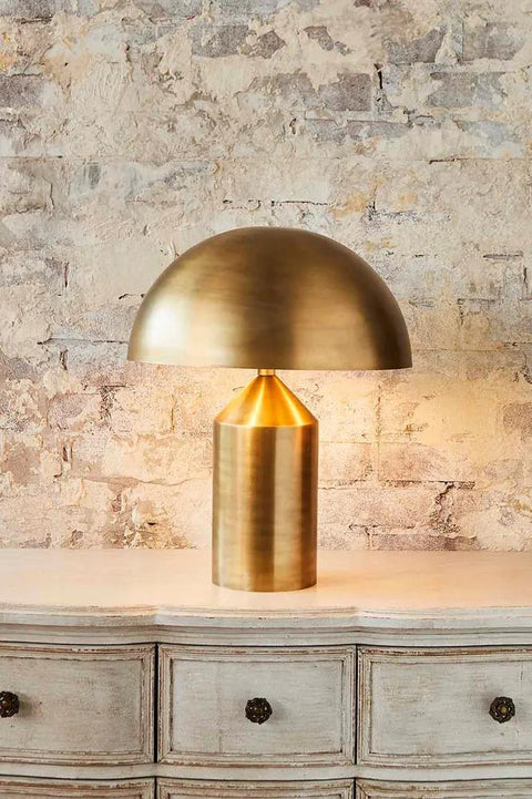 Jacaranda Table Lamp - Brass