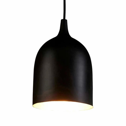 Lumi-R Ceiling Lamp Black Label Silver