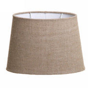 Lamp Shades - XS Oval Lamp Shade (10x7 x 8x5 x7 H)