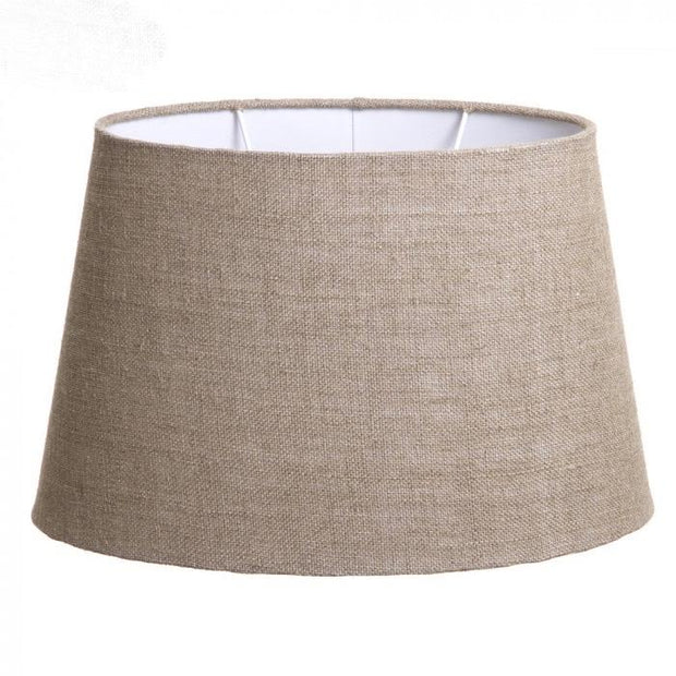 Lamp Shades - Oval - (14x9) x(11.6)  x 9