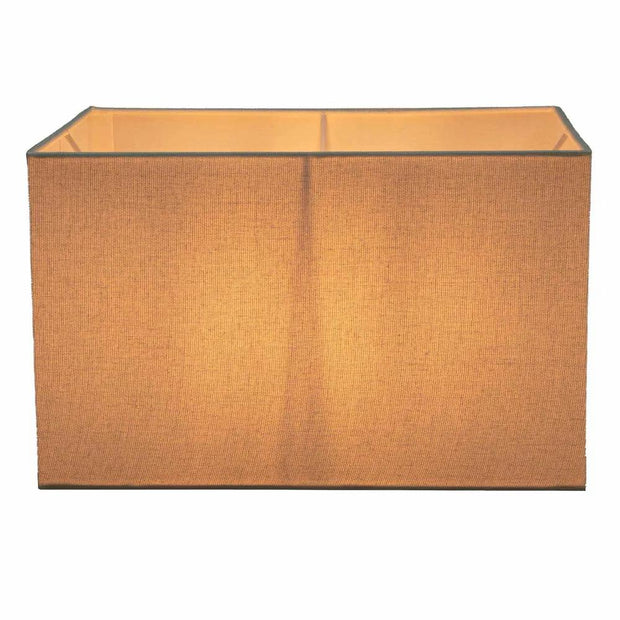 Lamp Shades - XL Rectangle   18 x 8 x 10H