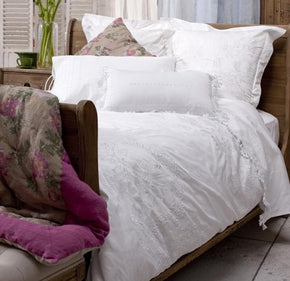 Embelli 100% Cotton Linen - Duvet Cover & Pillowcases