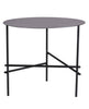 Baker Side Table - Black, Grey or White - Allissias Attic & Vintage French Style - 1