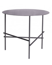 Baker Side Table - Black, Grey or White - Allissias Attic & Vintage French Style  - 2