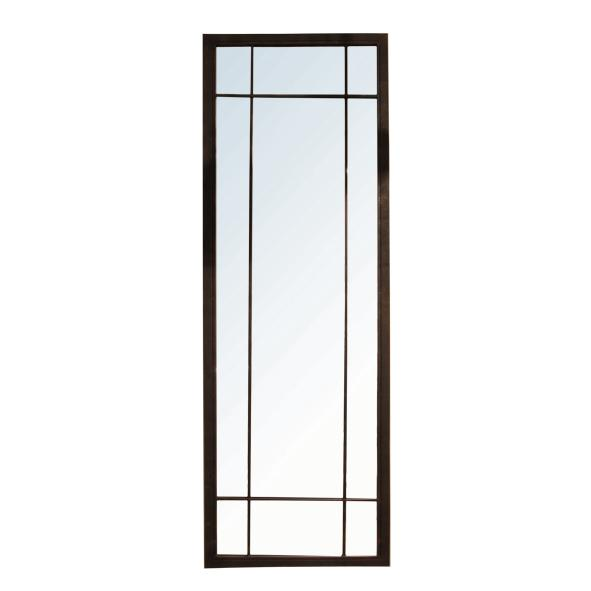 Iron Grid Mirror - Tall Rectangle