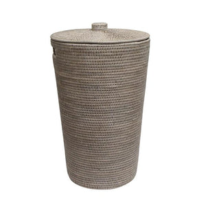 Rattan Laundry Basket - 2 Colours