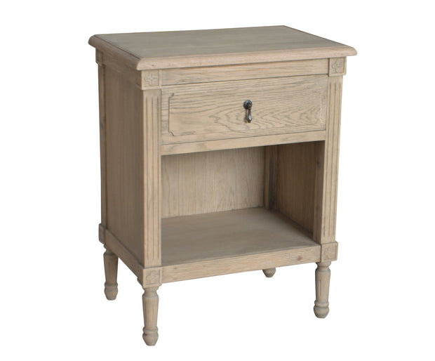 Dover Side Table - Weathered Oak