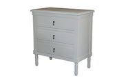 Flinders Side Table - White