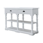 Oscar Console Table - Small - White