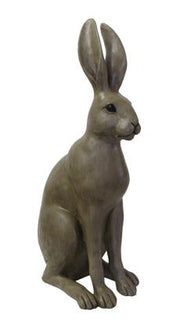 Harold the Hare Sculpture - Brown or White