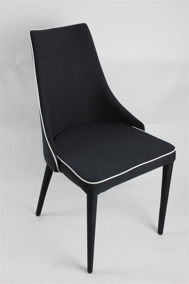 Dining Chair - Black - Set of 2