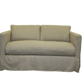 Kelly 2 Seater - Natural  -  Sofa