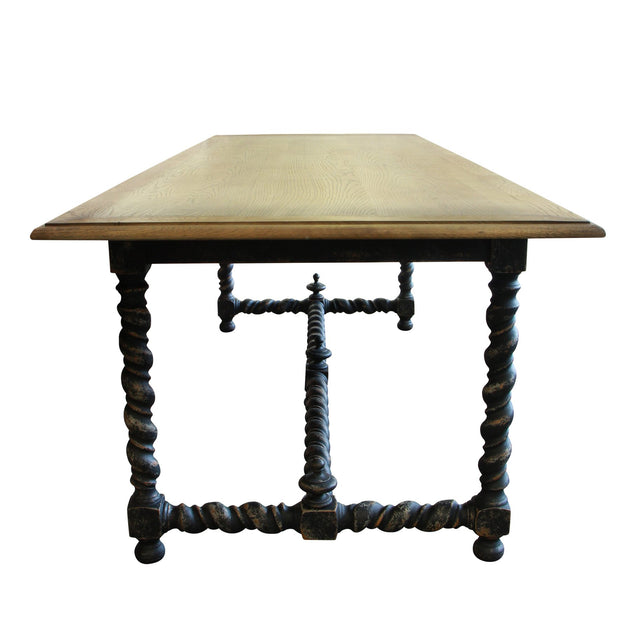 Henri Large French Colonial Dining Table