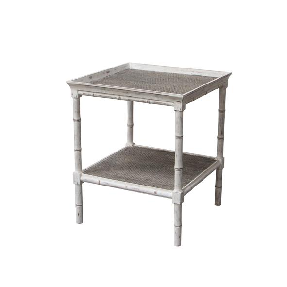 Laurette 2 Tiered Side Table
