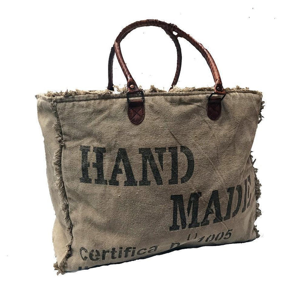 Large Hand Made Bag