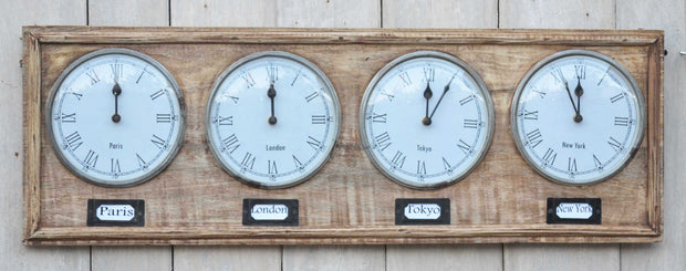 World Clock Timer