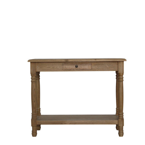 Melbourne Solid American Oak Console - 3 Sizes  -  Console