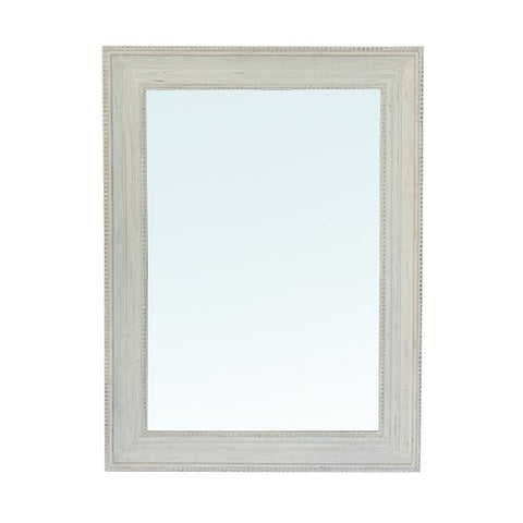 Otto Whitewash Mirror