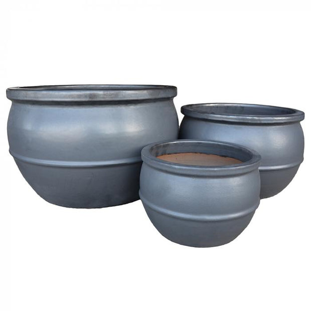 Ruen Planter - Set of 3 - 3 Colours
